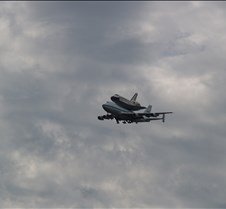 Shuttle Discovery Photos of the Space Shuttle Discovery on its last flight into Dulles International Airport.