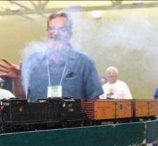 Larry Staver & His Smoky Diesel