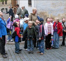 School Children in Riga Latvia