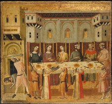 The Feast of Herod and the Beheading of