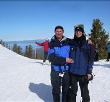 Josh & Dad