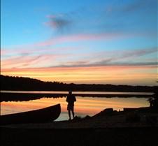 Jack fishing on Arrowhead Lake 6 2002082