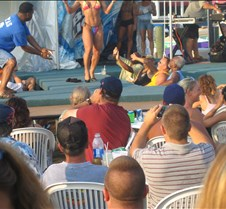 Bikini contest at Red Eyes Dock Bar