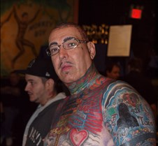 2011 NYC Tattoo Convetion