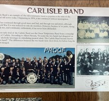 Carlisle Band