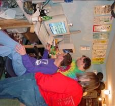 Eric, Mark, Tabitha & Bill (webcam)