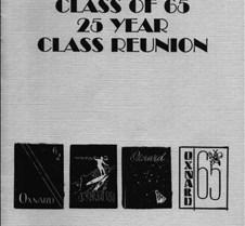 1990 - 25th Reunion 1990 25th Reunion