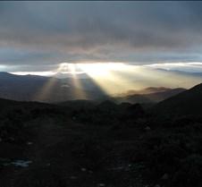 Sunlight over Spain