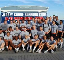9-11 Memorial Run - 2010