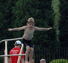 Wynterhall vs Redfield 6/13/07 Dive Meet