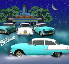55chevy diner