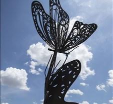 5548ButterflySculpture