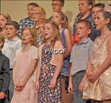 3rd grade singing 1