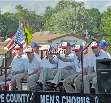 pope county mens chorus parade