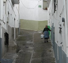 Old Lady of Southern Spain