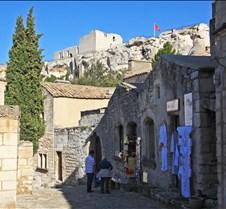 Medieval Village of Les Baux, Provence