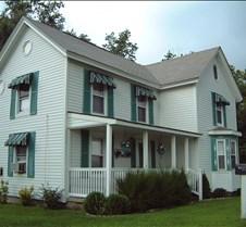 House where Jesse Murray was Born