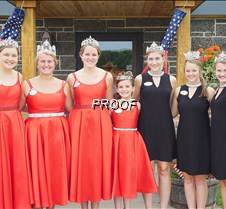 Waterama and Heritage Days royalty