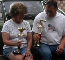Kent  & trophy wife