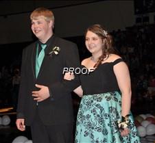Josh Olson and Hannah Braaten