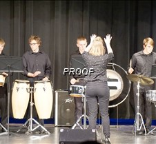 Percussion ensemble 4