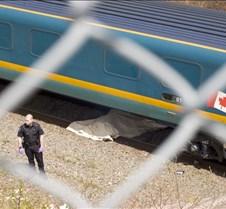 Mumford Rail Suicide