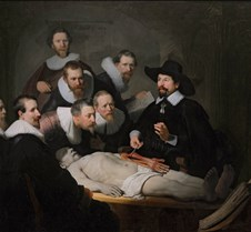 408Anatomy Lesson-Rembrandt-1632-Maurits
