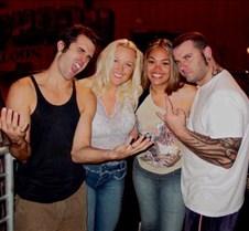Russ, Christy, Jenn & Darren