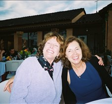 Lise and Gayle