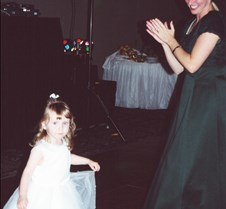 Caitlin dancing with Jill