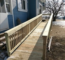 habitat ramp to go with story