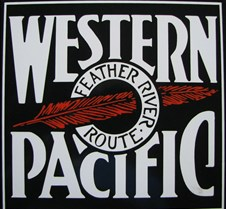 Western Pacific Railroad Herald