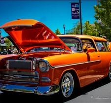 Copper Town Auto show