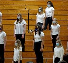 Varsity choir altos