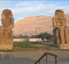 Memnon on west bank