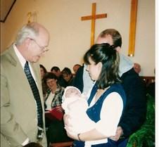 Evelyn's Christening 2002 002