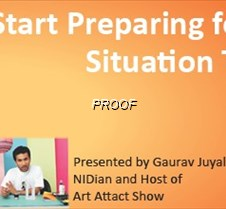 NIFT Situation Test Coaching