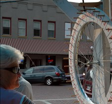 Cake Walk wheel