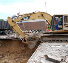 Basement dig good
