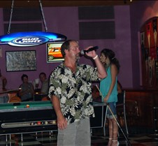 Greg the karaoke king