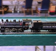 Accucraft's SP M-6 2-6-0 #1727 Loco