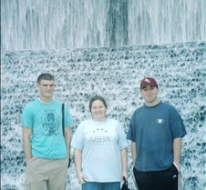 eric visits nov 2001 waterwall