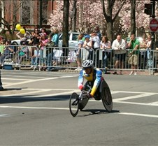 Boston Marathon 2005 Pictures of the 2005 Boston Marathon  Jamie competed and ran a fantastic 3:31 time.  This time qualifies her to run over the next two year