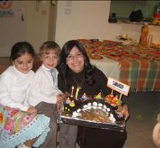 Birthday Avishag and Uriel