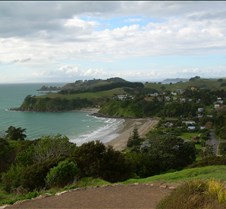 One of the many Coved Beaches on Waiheke