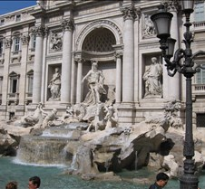 Rome-Piazza Navona-Trevi Fountain-Spanish Steps