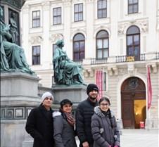 January 2018 Prague, Salsburg, Vienna, Budapest Trip