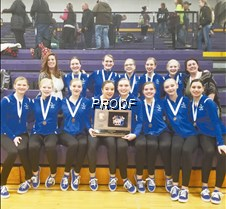 dance team to state
