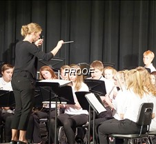 8th grade band 2