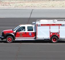 U S Air Force Crash Truck